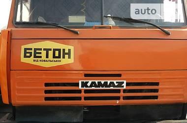 Бетономешалка (Миксер) КамАЗ 53229 2005 в Киеве