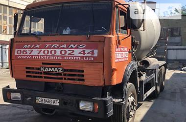 Бетонозмішувач (Міксер) КамАЗ 53229 2007 в Києві
