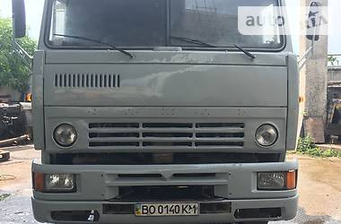 КамАЗ 54112 1982 в Тернополе