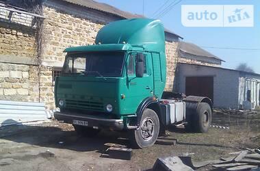 КамАЗ 54112 1986 в Киеве
