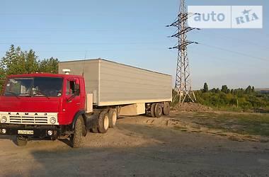 КамАЗ 54112 1989 в Хмельницком