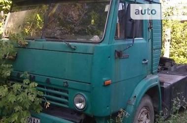 КамАЗ 54112 1990 в Алчевске