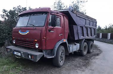 КамАЗ 54112 1988 в Ракитном
