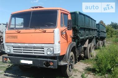 КамАЗ 55102 1989 в Кропивницком