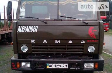 КамАЗ 55102 2000 в Владимир-Волынском