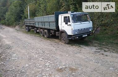 КамАЗ 55102 1999 в Болехове