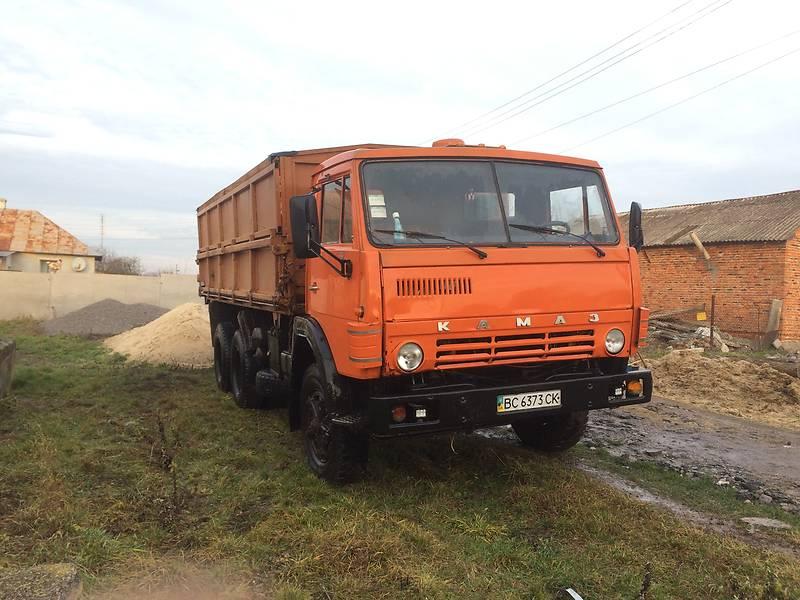 КамАЗ 55102 1990 в Радехове
