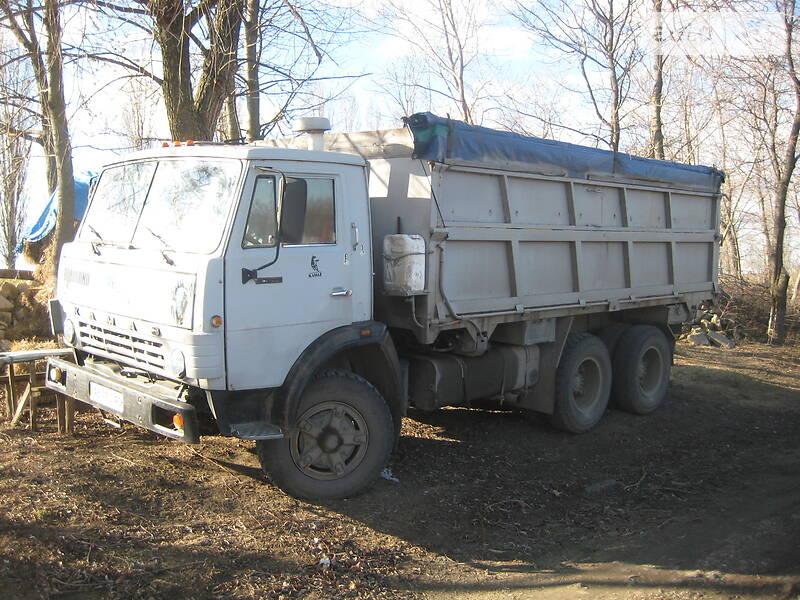 Самоскид КамАЗ 55102 1997 в Чернівцях