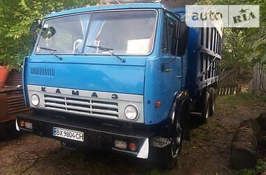КамАЗ 55102 1988 в Хмельницком
