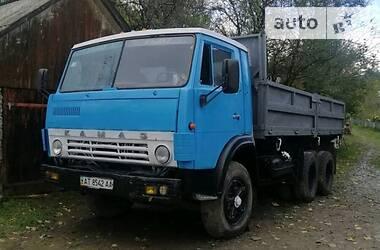 Самосвал КамАЗ 55102 1989 в Межгорье