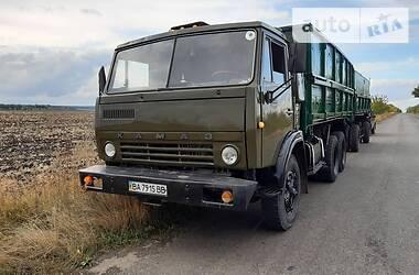 КамАЗ 55102 1992 в Благовещенском