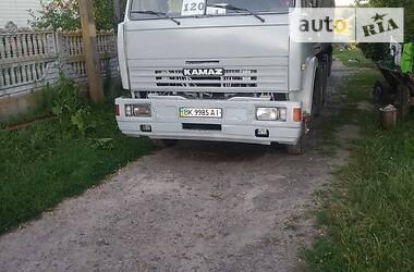 Самосвал КамАЗ 55102 1990 в Ровно