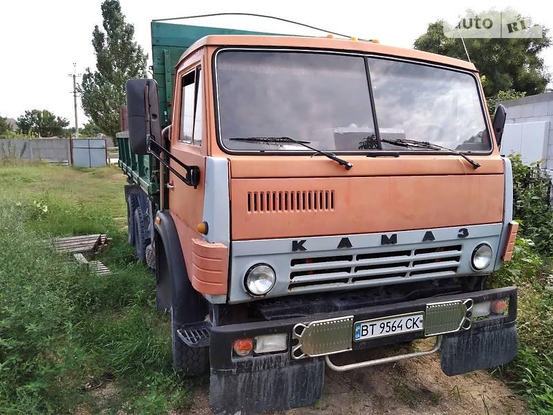 Самосвал КамАЗ 55102 1987 в Геническе
