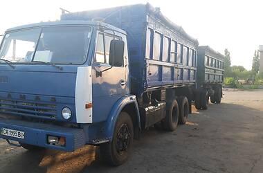 Зерновоз КамАЗ 55102 1986 в Черкассах