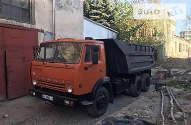Самосвал КамАЗ 55102 1989 в Львове