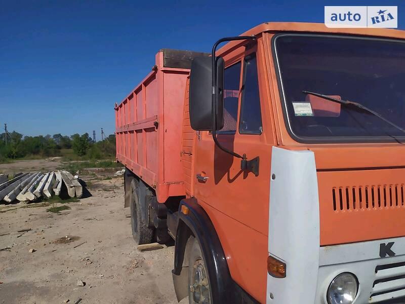 КамАЗ 5510 1980 в Горохове