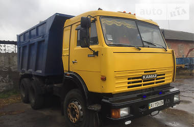 КамАЗ 55111 2007 в Богуславе