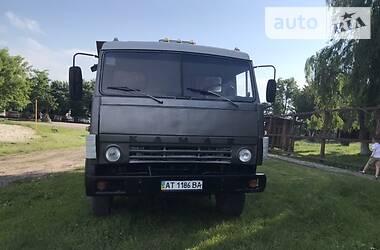 КамАЗ 55111 2001 в Ивано-Франковске