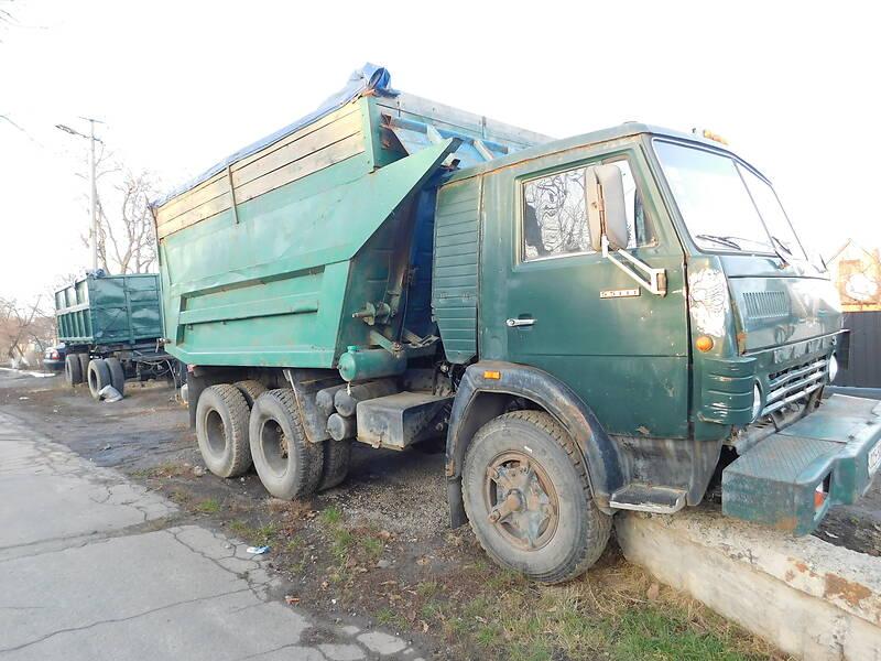 КамАЗ 55111 1989 в Тальном