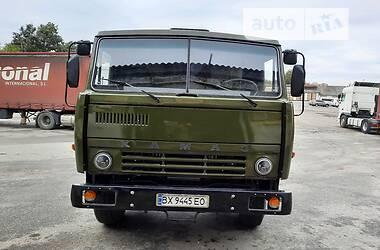 Самоскид КамАЗ 55111 1990 в Кам'янець-Подільському