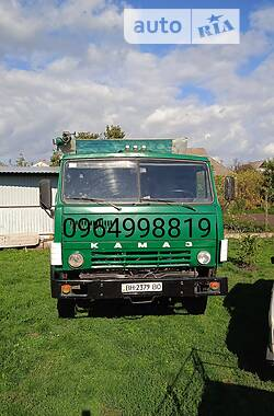 Самоскид КамАЗ 55111 1988 в Любашівці