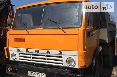 КамАЗ 5511 1984 в Львове