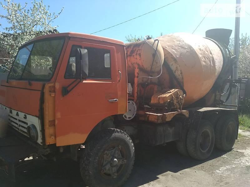 КамАЗ 5511 1992 в Донецке