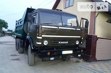 Самосвал КамАЗ 5511 1989 в Борщеве
