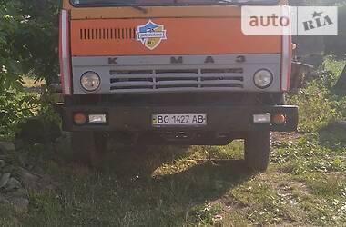 Самоскид КамАЗ 5511 1987 в Підгайцях