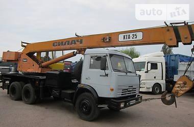 Автокран КамАЗ 5511 2005 в Херсоні