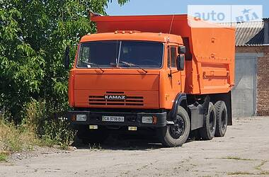 КамАЗ 65115 2003 в Лысянке