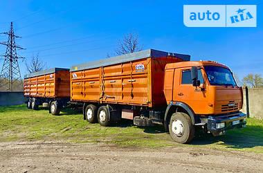 Зерновоз КамАЗ 65115 2013 в Лозовой