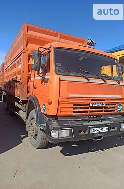 Зерновоз КамАЗ 65115 2013 в Волновахе