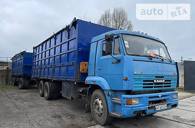 Бортовой КамАЗ 65117 2009 в Мелитополе