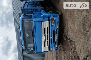 Бортовой КамАЗ 65117 2009 в Малой Виске