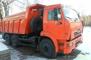 КамАЗ 6520 2007 в Нежине