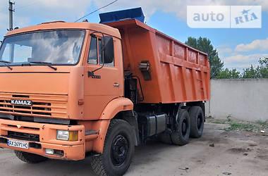 Самосвал КамАЗ 6520 2007 в Харькове