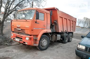 КамАЗ 6520 2006 в Кобеляках