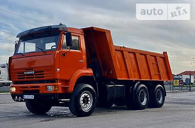 Самосвал КамАЗ 6520 2006 в Мукачево