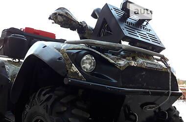 Kawasaki Brute Force 2014 в Києві