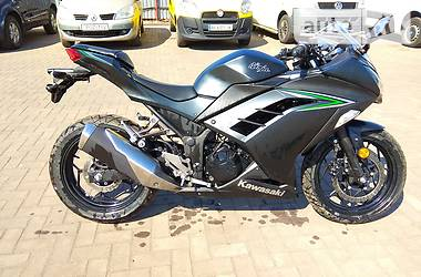 Kawasaki EX 300 2015 в Кривом Роге