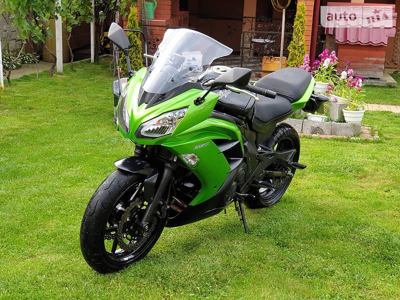 Kawasaki EX 650E 2014 в Береговому