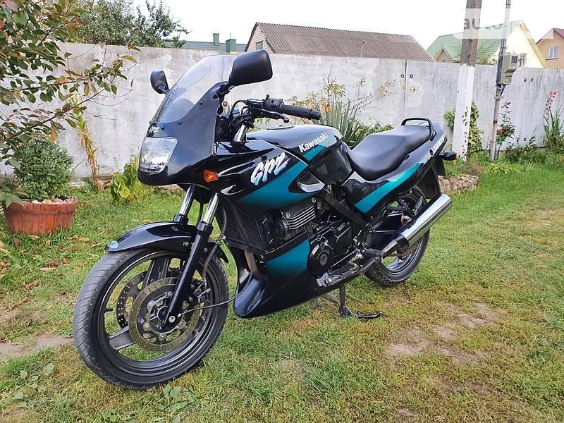Kawasaki GPZ gpz500s