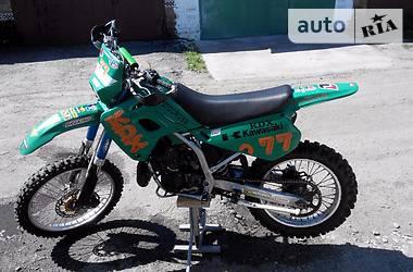 Kawasaki KDX 250  2Т 2000