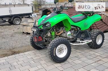 Kawasaki KFX 2006 в Мукачевому