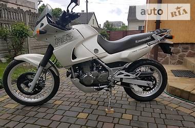 Kawasaki KLE 2000 в Буске