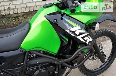 Kawasaki KLR  2013