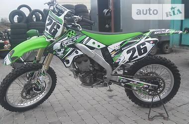 Kawasaki KX 250F 2007 в Черновцах