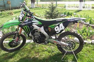 Kawasaki KXF 2012 в Коломые