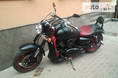 Kawasaki Mean Streak 2007